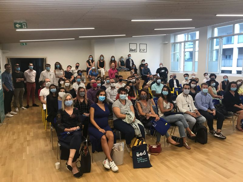 eXanto innovation coache la Startup Week de l'ESD Lyon !